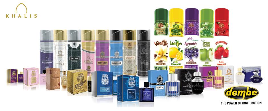 Khalis Colognes Perfumes and Fragrances