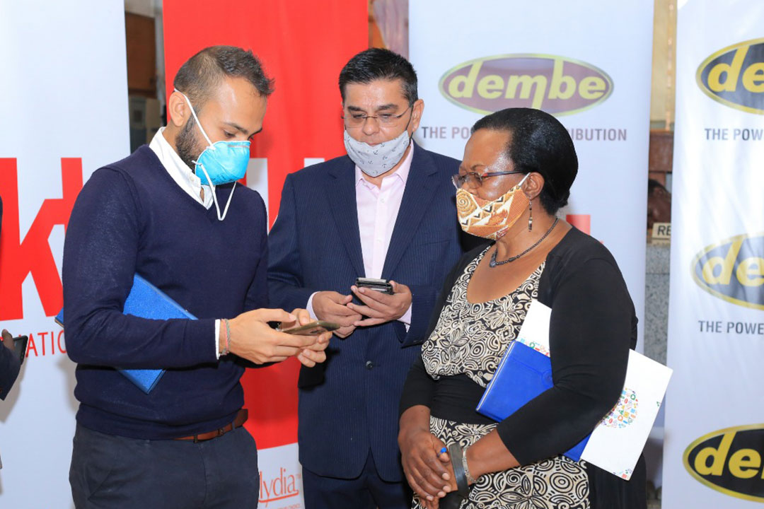 Dembe Group and DKT International donate 1,000,000 condoms worth $50,000
