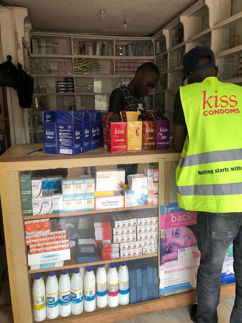 kiss condoms promotions