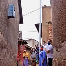 Dembe installs solar street lighting in Kampala slum